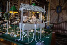 Confettata creativa, carretto dei golosi, wedding, Sala del biliardo di Villa Caroli Zanchi