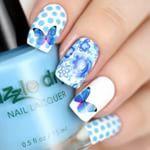 #DIY#F4F#colourful#beautiful#amazing#nail