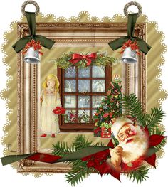 belles images anim e noel new - Page 32 Old Time Christmas, Noel Christmas, Merry Christmas And Happy New Year, Christmas Wishes, All Things Christmas, Christmas Cards, Christmas Decorations, Xmas, Whimsical Christmas