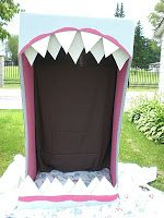 The Blue Door Studio: SHARK!! Jonah and the whale...VBS idea