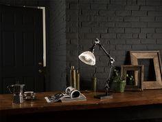 FLYMEe Factory ART WORK STUDIO CUSTOM SERIES Engineer Desk Lamp × Diner S