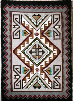 Another Amazing Storm Rug At The Crownpoint Navajo Auction In New Mexico American Indian Art Pinterest Native Americans Indians