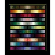 This FREE beginner-friendly quilt, Spectrum, features all 150 fabrics from The Jinny Beyer Palette. Visit jinnybeyer.com.