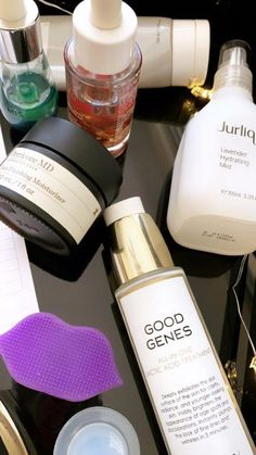 Skin Care Products I Used The Most in 2018 - Fresh Beauty Studio! I was auditioning to be an On-Air beauty expert for Korres on the Home Shopping Network. #SkinTagsHomeRemedies Acne Reasons, Cough Remedies, Sleep Remedies, Herbal Remedies, Home Shopping Network, Natural Cold Remedies, Good Genes