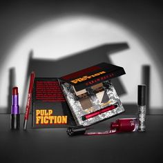 """Urban Decay's """"Pulp Fiction"""" Collection is the Best Kind ofDangerous   Beauty High"""