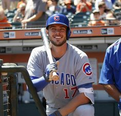 Kris Bryant ~ National League Championship Team 2016 ~ On to the World Series!