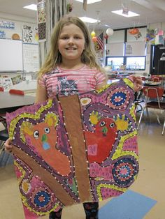aboriginal art lesson