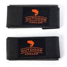 Outdoor Angler Nylon Fish Rod Strap Prevents Shifting Use With Most Rods 2 Pack #outdoorangler
