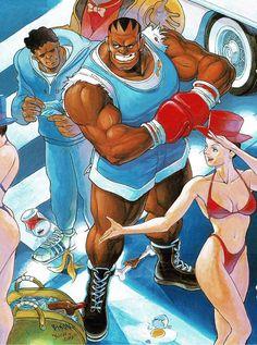 the world warrior, akiman, street fighter, capcom Street Fighter Alpha 3, Street Fighter Game, Street Fighter Characters, Super Street Fighter, Balrog Street Fighter, Street Fighter Tekken, Art Of Fighting, Fighting Games, Capcom Vs Snk