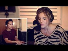 Maroon 5 - Payphone ft. Wiz Khalifa - Live and Unedited (Cover by Bri Heart ft. Jervy Hou) - YouTube