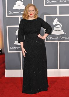 Red carpet photographs featuring top music artists from the 54th annual Grammy Awards 2012...