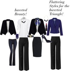 Inverted Beauty #81 What You Should Have In Your Closet!