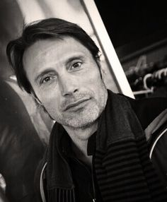 Mads Mikkelsen   Tumblr on We Heart It http://weheartit.com/entry/75886660/via/anes77