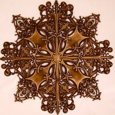 Ornament designed by one of our favorite architect Louis Sullivan for the elevator doors in the Carson Pirie Scott building in Chicago. Historical Arts and Casting was able to reproduce these for the restoration of that building.
