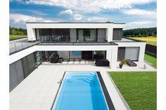 Home Design Decor, Modern House Design, Design Art, Contemporary Architecture, Architecture Design, Contemporary Design, Caribbean Homes, Farm Plans, Modern Minimalist House