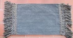 Si quieres dar un toque más cálido a tu hogar, empieza por las alfombras. ¡Y mejor si son DIY!