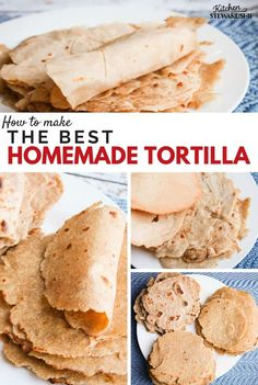 Gluten-free tortillas | uses 100% whole grains, no gums or starches,