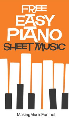 Check Out Our Large Collection of Industry-Leading Quality Easy Piano Sheet Music (Level from the Ranked Site for Elementary Music Education. Sheet Music With Letters, Easy Piano Sheet Music, Music Sheets, Piano Songs, Piano Music, Piano Memes, Music Music, Piano Lessons, Music Lessons