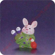 1994 Bunny Alien - Merry Miniature