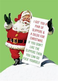 New Merry Christmas Quotes Humor Bad Santa Ideas Naughty Santa, Naughty Christmas, Bad Santa, Dark Christmas, Christmas Baby, Merry Christmas Quotes, Christmas Jokes, Funny Christmas Cards, Holiday Cards