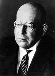 Oswald Arnold Gottfried Spengler (29 May 1880 – 8 May 1936) was a German historian and philosopher of history whose interests included mathematics, science, and art. He is best known for his book The Decline of the West (Der Untergang des Abendlandes), published in 1918 and 1922, covering all of world history. Spengler's civilization model postulates that any civilization is a superorganism with a limited and predictable lifespan.
