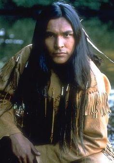 Adam Beach, Ojibwa (Saulteaux)