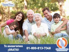 Dale a cada día la posibilidad de ser el mejor día de tu vida. #segurosdevida #seguros #felicidad #familia #segurosdavila