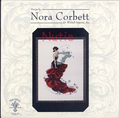 Nora Corbett_Poppy - 1/3 Solo Patrones Punto Cruz (pág. 330) | Aprender manualidades es facilisimo.com