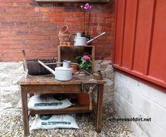Gallery of Potting Benches | empressofdirt.net