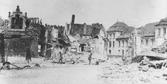 Ypres in 1915 after heavy bombardment. World War I, My World, First World, Battle Of Ypres, Black Watches, Safe Place, Wwi, Belgium, My Photos