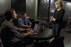 BuddyTV Slideshow | 'Supernatural' Episode 12.3 Photos: A Hunting Trip with Mom