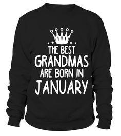 The Best Grandmas Are Born In January