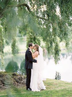 Langdon Farms wedding // Alexandra Grace Photography // Style Me Pretty
