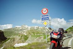 SC44 unterwegs in den Schweizer Alpen #fireblade #sc44 #alpen Honda, Swiss Alps