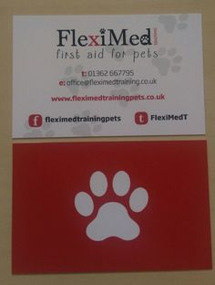 Our fab new business cards - Thank you Laura at Pen and Mouse Design!