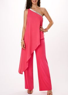 Cheap jumpsuits rompers Jumpsuits & Rompers online for sale Cheap jumpsuits rompers Jumpsuits & Rompers online for sale - Jumpsuits and Romper Look Fashion, Fashion Outfits, Cheap Fashion, Fashion Clothes, Fashion Sites, One Shoulder Jumpsuit, Red Jumpsuit, Sparkly Jumpsuit, Cotton Jumpsuit
