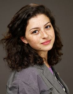 """Actress Alia Shawkat of the film """"Amreeka"""" poses for a portrait at the Film Lounge Media Center during the 2009 Sundance Film Festival on January 18, 2009 in Park City, Utah. (Photo by Matt Carr/Getty Images)"""