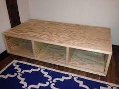 Diy twin bed twin pallet headboard wood pallet twin bed with Daybed With Storage, Diy Daybed, Platform Bed With Storage, Twin Platform Bed, Bed Frame With Storage, Diy Storage Twin Bed, Pallet Twin Beds, Diy Twin Bed Frame, Diy Frame
