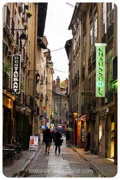 Rain, Grenoble #France