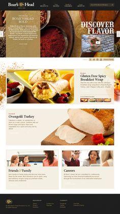 boarshead.com #website #design