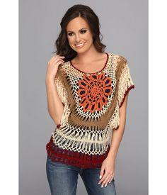 Hairpin Crochet Pullover. Honey Creek Abella Crochet Top Sweater. Scoop neck line. Short dolman sleeves. http://media-cache-ec0.pinimg.com/originals/a2/9b/9b/a29b9b48c86f9da7553f72612f2a1441.jpg  http://media-cache-ec0.pinimg.com/originals/02/94/95/0294951e27a1a76e8d8b9f39e7581aa4.jpg  http://media-cache-ec0.pinimg.com/originals/17/9e/99/179e99b1487669d34eb50912b7e63cbe.jpg