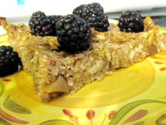 """*Try this one. Healthy apple cinnamon baked oatmeal. Great """"on the go"""" breakfast"""