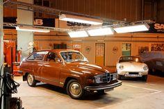 1978 saab | Photo SAAB 98 Concept concept-car 1978