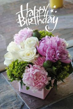 Flowers Roses Bouquet Birthday Floral Arrangements 52 Ideas For 2019 Beautiful Flower Arrangements, Silk Flowers, Spring Flowers, Beautiful Flowers, Floral Centerpieces, Wedding Centerpieces, Wedding Bouquets, Wedding Flowers, Tall Centerpiece