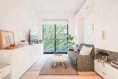 carmel place micro apartments new york ollie housing model designboom