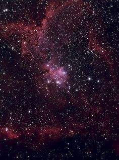 IC 1805 The Heart Nebula | by astrochuck