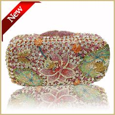 89 Best Crystal Clutch Purse images  abdd7eac68788