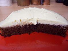Flounces and Frills - red velvet cake