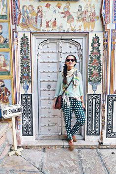 ohdeardrea: India Pattern Love / The Havelis