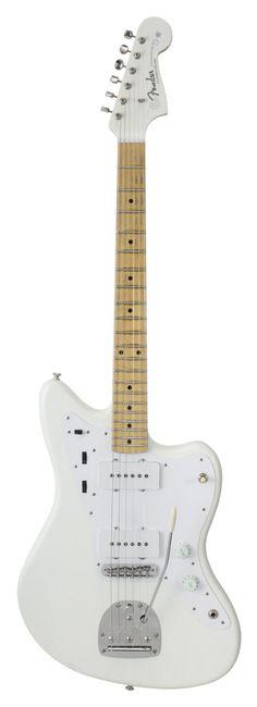 Fender Electric Guitar Custom Shop 1958 Jazzmaster Maple Neck Matching Headstock